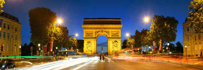 Guide to Paris right bank accommodation