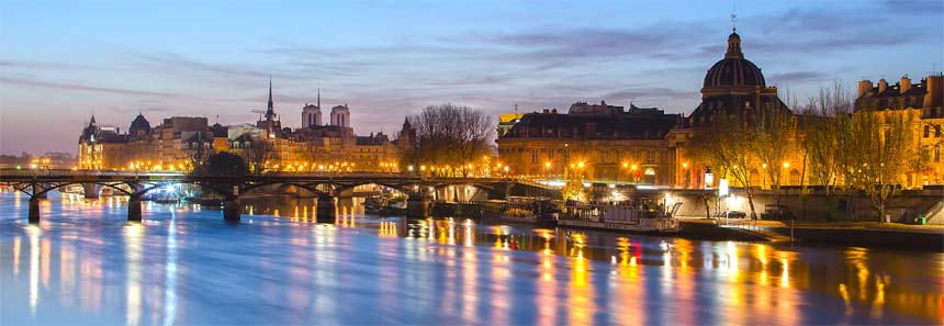 Guide to Paris left bank accommodation
